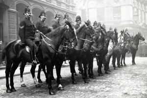A look back at the City of London Police Mounted Unit